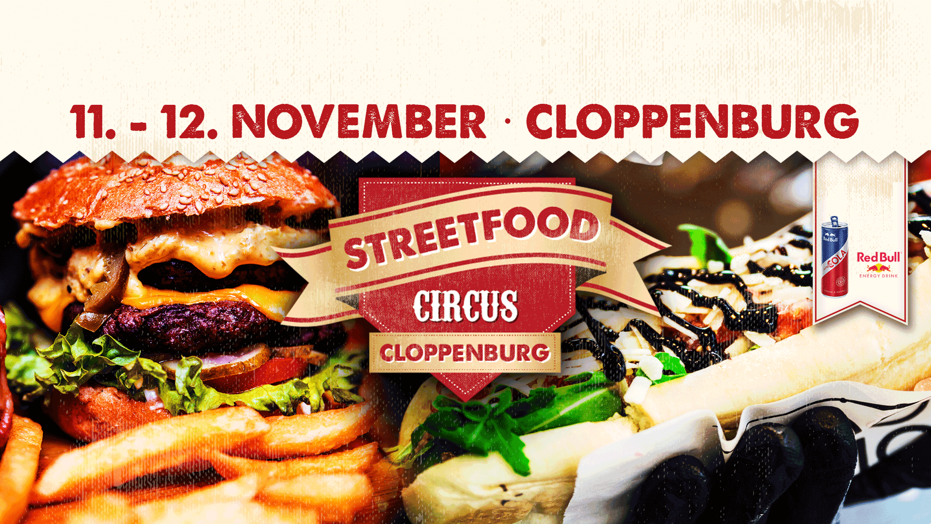 Streetfoodcircus Cloppenburg