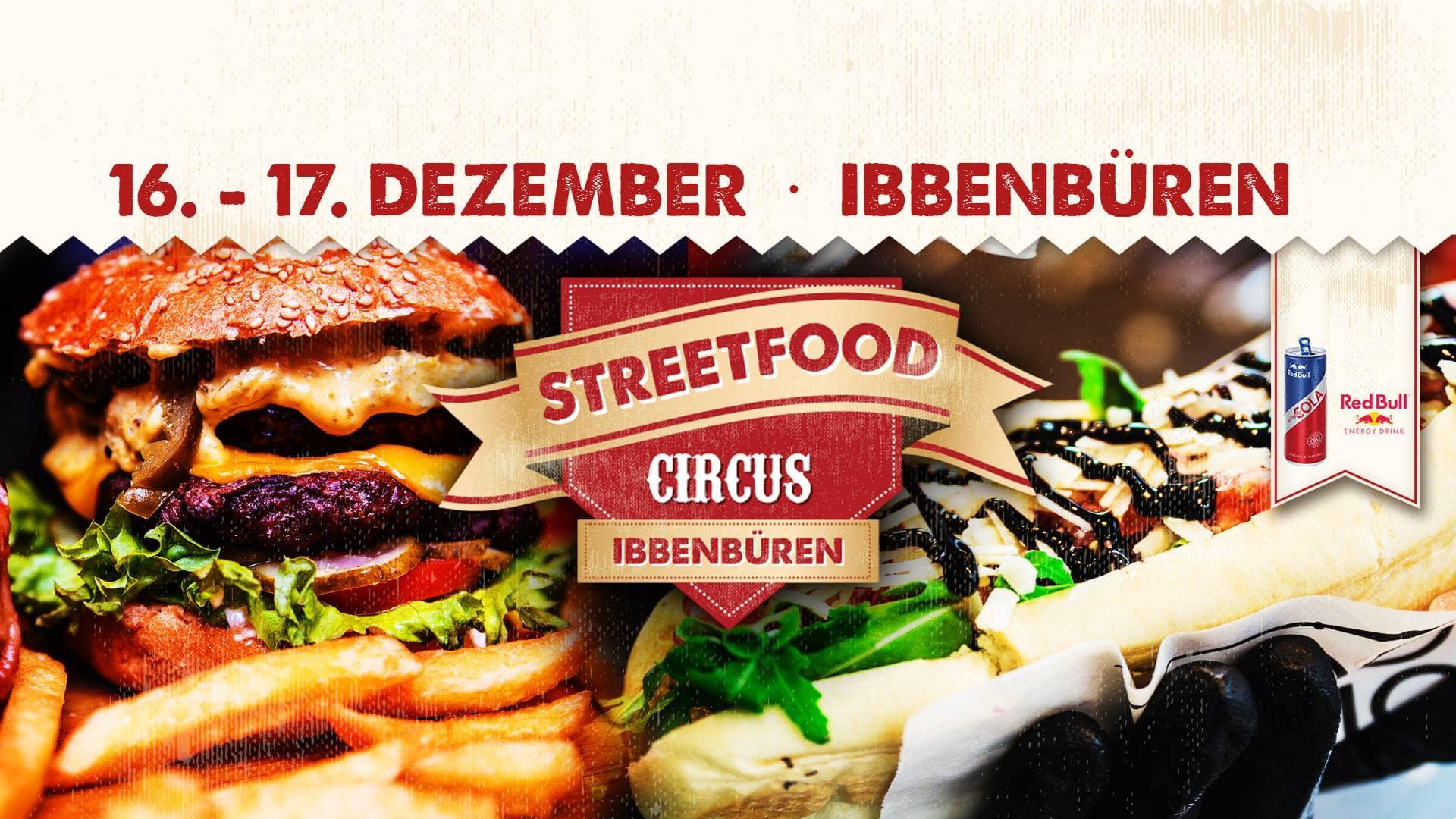 Streetfoodcircus Ibbenbüren