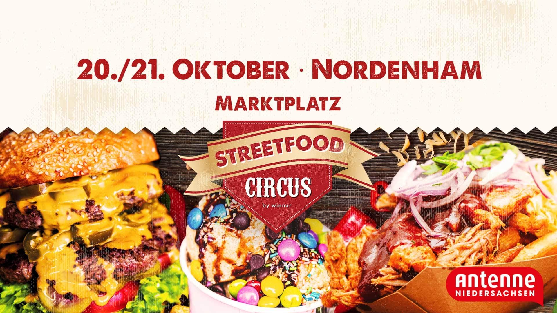 Streetfoodcircus Nordenham